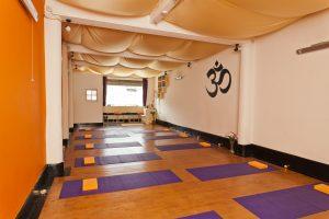 Shiva yoga studios