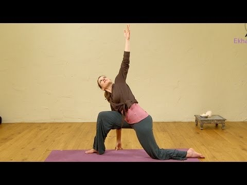 Restorative Yoga, Moon flow