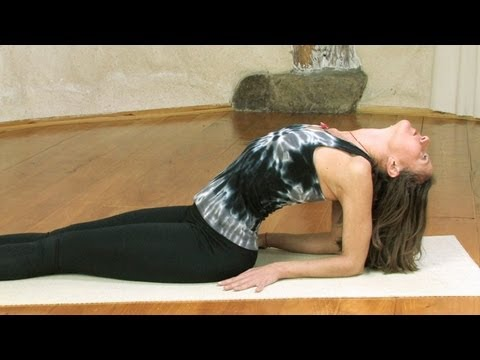 Heart Opening posture