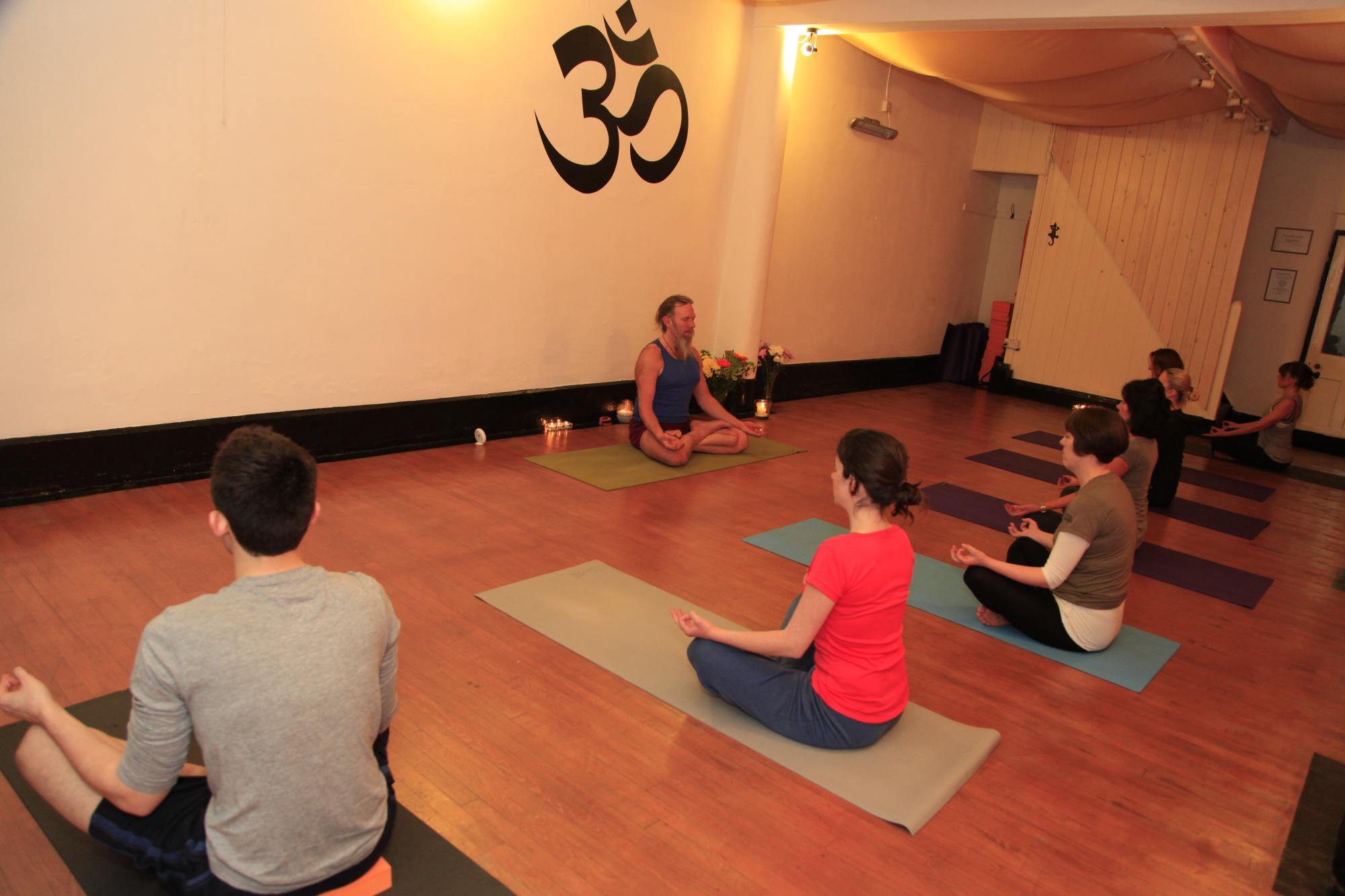 Traditional Hatha Yoga