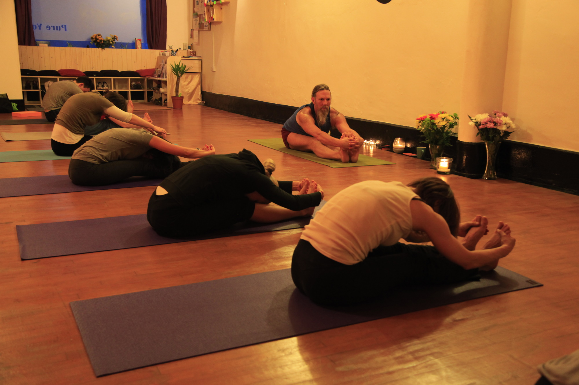 Relax and Restore Yoga