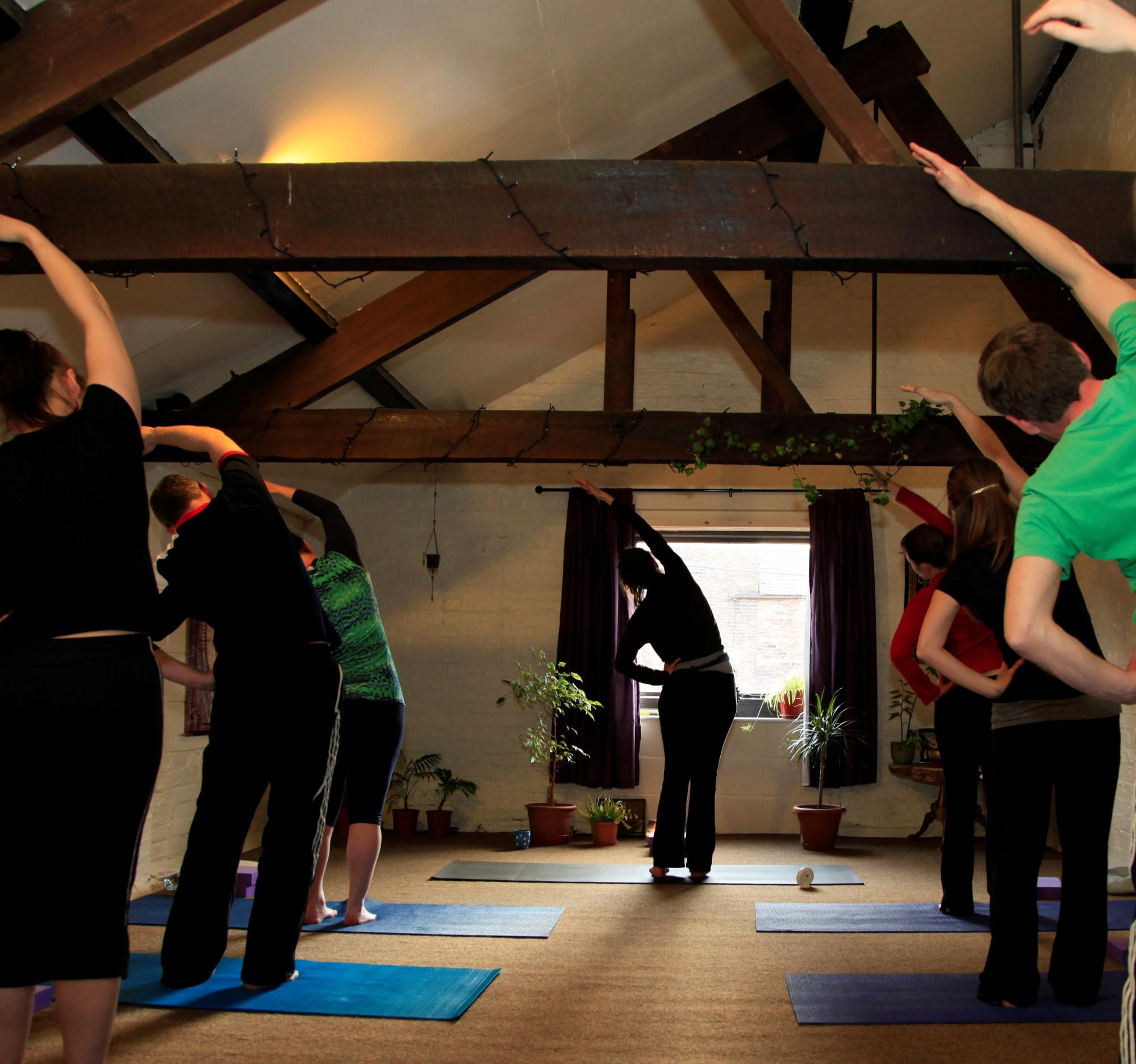 Fundamentals of Yoga