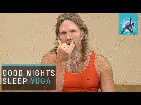 Yoga for a Good Nights Sleep